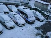 Mucha policía