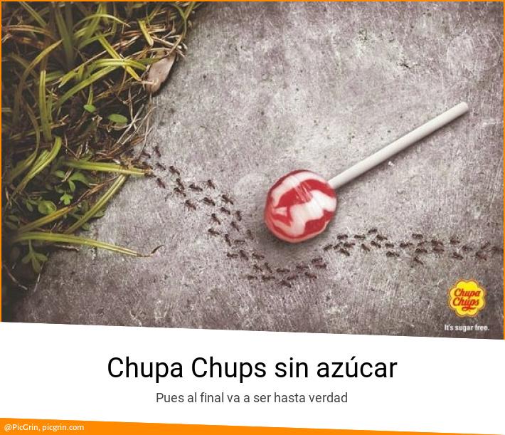 Постер муравьи и чупа чупс что значит
