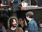 Keanu Reeves is Jesus