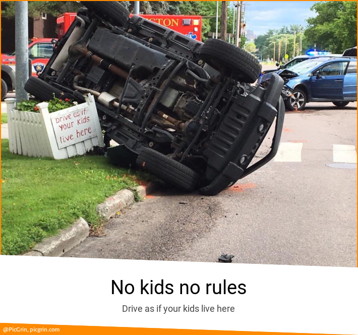 No kids no rules