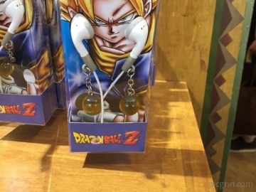 Potara earphones