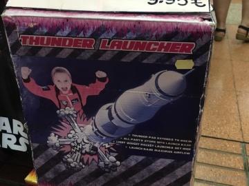 Thunder Launcher