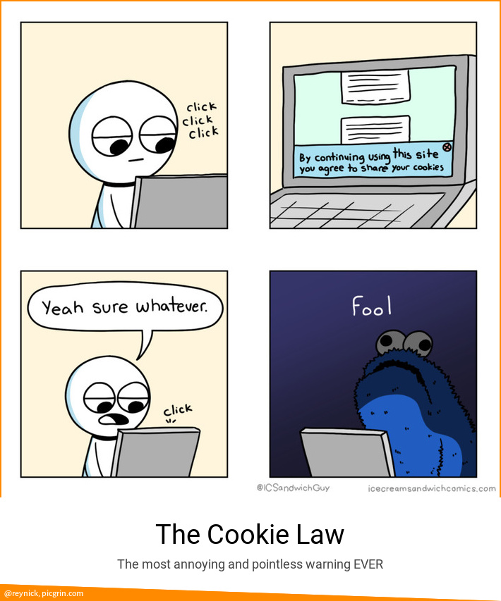 The Cookie Law