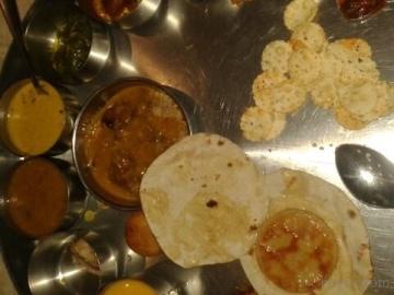 Rajasthani plate