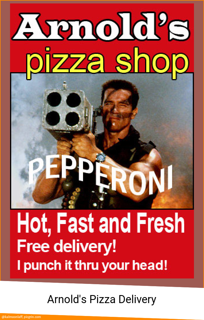 Arnold's Pizza Delivery