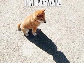 Where is my Batmobile?