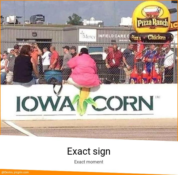 Exact sign