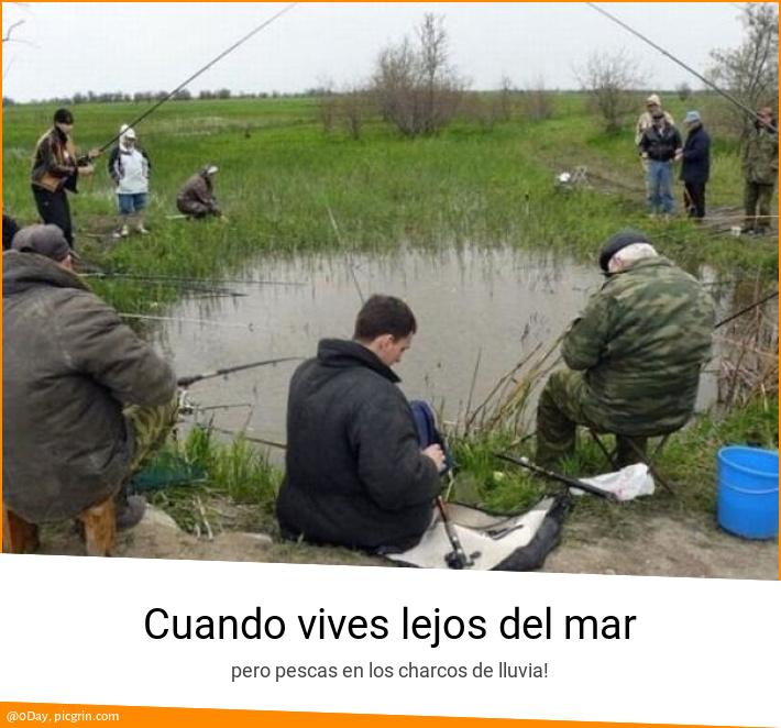 Pescador de casualidad los ve cojiendo - 5 7