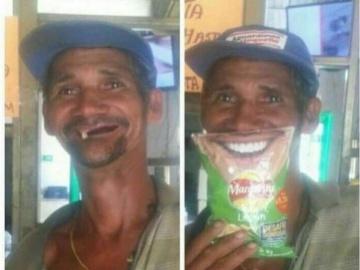 Una simple sonrisa