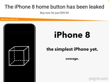 iPhone 8 new leaks