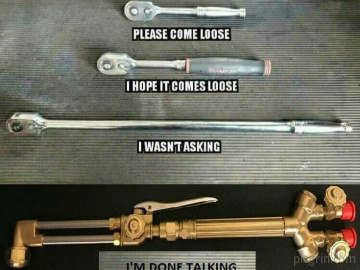 Tool expectations