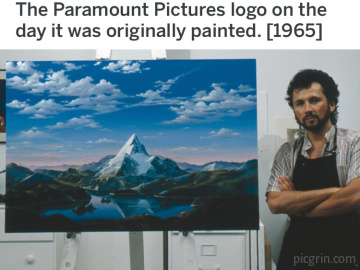 Paramount Pictures logo (1965)