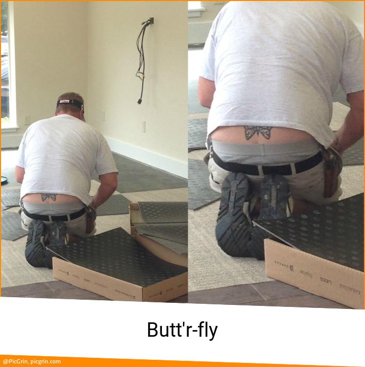 Butt'r-fly
