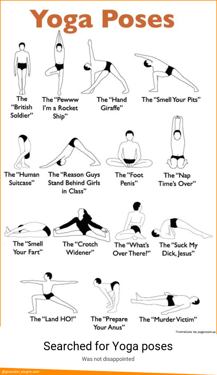 Searched for Yoga poses