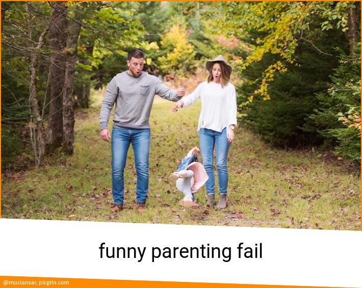 funny parenting fail