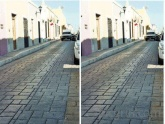 This is the same photo, side by side