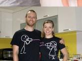 Camisetas para fardar de creatividad