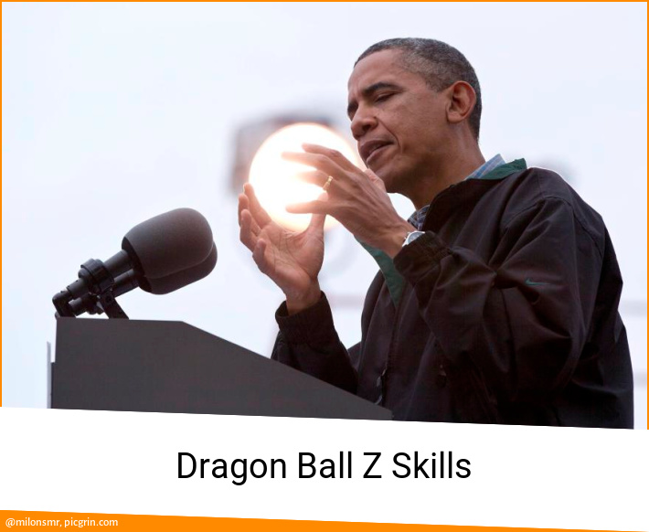 Dragon Ball Z Skills