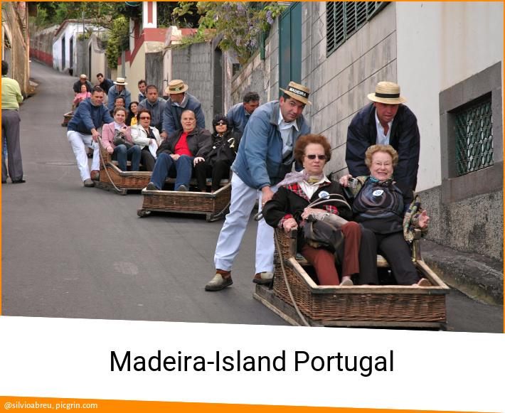 Madeira-Island Portugal